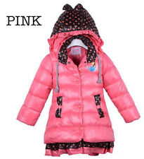 Unbranded Casual Coats, Jackets & Snowsuits for Girls (2-16 Years)