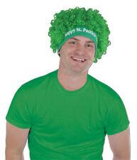 Happy St Patrick's Day Wig