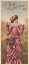 ADVERTISING / TRADE CARD - Zanesville, OHIO - Schultz & Co. Soap Boilers - 1885