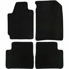 UAA Custom-fit Black Carpet Car Floor Mats Set for Nissan Altima 2002-2006