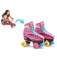Soy Luna Disney Roller Skates Training Original TV Series Size 32-33 /1/21.8