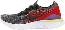 New Nike Epic React FlyKnit 2 Men Shoes Black/Hyper Jade/Red BQ8928 007