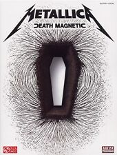 METALLICA DEATH MAGNETIC Guitar Tab