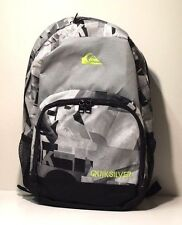 QuickSilver Backpack Detension, Color Black/Grey (SZN6), Style 7153040201