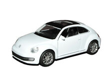 VW Volkswagen Beetle New Coupe From 2011 White Ca 1/43 1/36-1/46 Welly Model