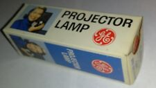 GE PROJECTOR LAMP CBJ, WILL REPLACE CBC, 75W/115-125V, in BOX, MADE IN U.S.A.