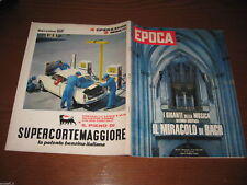 EPOCA=1962/635=GUGLIELMO MARCONI=PATSY AWARD=CAPUCINE=FYLINGDALES=ANDRE MAUROIS