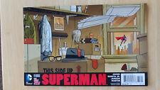 Superman # 37 DC New 52 Romita Jr Feb 2015 Darwyn Cooke variant cover - VF+