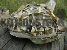 3D Foliage Scrim Piece, Multicamo for MTP Revision VIRTUS Helmets (net only)
