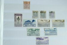 Italy Stamps - Italian Colonies - Small Collection - E3