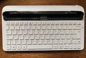 Samsung Keyboard Dock for Galaxy Tab 2 10.1 UK EKD-K12UWEGSTD