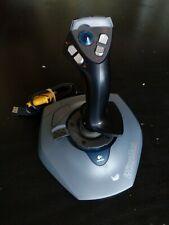 Logitech WingMan Extreme Digital 3D (963193-0403) Video Games Controller A08 USB