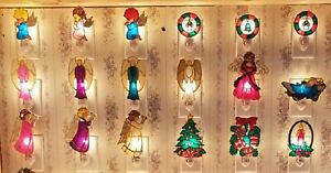 Handmade Nightlight-Christmas Designs