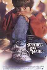 SEARCHING FOR BOBBY FISCHER Movie POSTER 27x40 B Joe Mantegna Max Pomeranc Joan