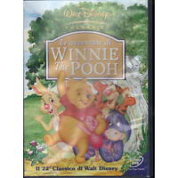 Winnie El Pooh - El Aventuras DVD Walt Disney Sellado