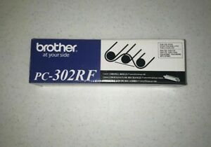 Brother 2 Refill Rolls for PC-302RF - NEW