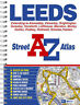 A-Z Leeds Street Atlas,  | Spiral-bound Book | Acceptable | 9781843484417