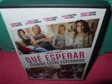 QUE ESPERAR CUANDO ESTAS ESPERANDO- JENNIFER LOPEZ - dvd