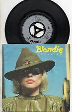"""Blondie - Dreaming 7"""" Single 1979"""