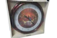 "Laurel Precision Timepiece Last Supper Clock 15"" Diameter New In Sealed Box"
