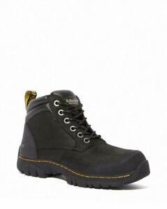 Dr Martens Riverton Steel Toe Cap Safety Work Boots Black