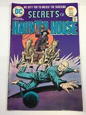 Secrets of Haunted House # 2 DC Comics July 1975
