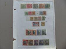 Bahamas 1916/67 Sammlung gestempelt u ungebraucht inkl Besser, Mich über 1000