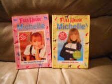 Full House Michelle Great Pet Project Welcome to My Zoo Lot 2 Books Children's