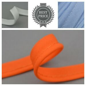 3mm High-quality 100% Cotton Bias Piping Insertion Cord Flange Cushions Garments