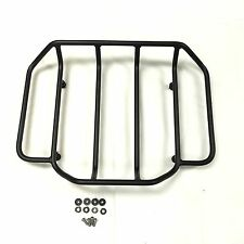 Luggage Rack Rail For Harley Touring Road King Street Glide Classic Special Blac
