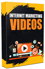 Learn To Build Your Online Business Step by Step; Video Training Shows How (CD)