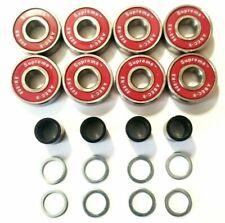 8x22x7 MM híbrido Cojinete de bolas rodamientos Abec 9 Azul 20pc 608RS