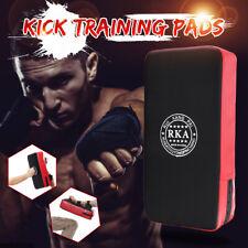 MMA Kick Training Boxing Pad Thai Muay Shield Arm Punching Focus Pads Bag ~