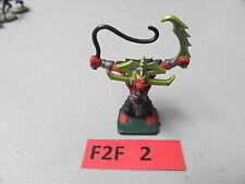 Warhammer AoS Quest oop painted plastic Bloodthirster Gargoyle
