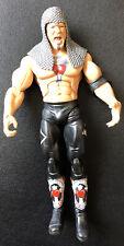 TNA Jakks Deluxe Series 1 Cross The Line Scott Steiner Wrestling Figure