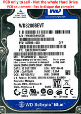 PCB 2060-701499-005 - Western Digital WD3200BEVT - WD3200BEVT-60ZCT1 - 320Go