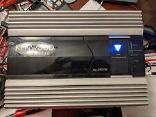 Kenwood Excelon KAC-X401M Mono Amp Amplifier SQ  excellent condition power slide
