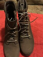 TIMBERLAND EARTHKEEPERS BOOTIES BROWN WOMEN SZ 9.5 NEW