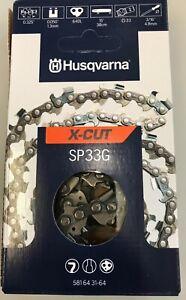 "Husqvarna Chainsaw Chain SP33G 64DL 15"" .325  050 Pixel  440, 435, 445, 450 etc"