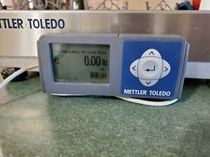 Mettler Toledo Bench Scale up to 150 lbs USB power and computer hook ups