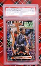 1992 1993 SHAQUILLE SHAQ O'NEAL STADIUM CLUB BEAM TEAM MEMBERS ONLY #21 PSA 10