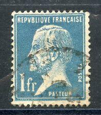 TIMBRE DE FRANCE OBLITERE N° 179 PASTEUR / Photo non contractuelle