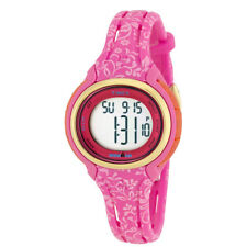 Timex Ironman Digital Dial Pink Resin Ladies Watch TW5M03000JT