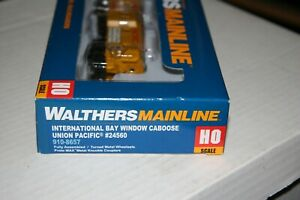 HO WALTHERS 910-8657 U.P. CABOOSE FROM ESTATE AJ