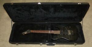 LTD ESP M-100FM Electric Guitar with Case