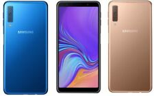 "Samsung Galaxy A7 (2018) A750 LTE 128GB 6.0"" 24MP 4GB Ram Android teléfono por FedEx"