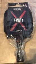 Franklin Sports Pickleball-X-Finity Aluminum Paddle NEW Black & Red