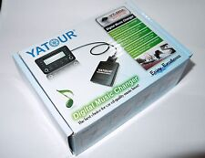 Yatour Digital Music CD Changer USB MP3 AUX for Suzuki Swift Vitara SX4; Clarion