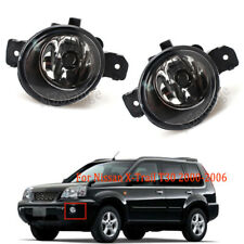 2x Fog Light Lamp For Nissan X-TRAIL XTRAIL T30 2000-2006 Blubs Front Left Right