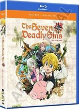 Seven Deadly Sins: Season One [New Blu-ray] Boxed Set, Slipsleeve Packaging, S